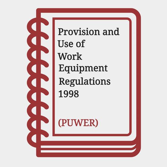 PUWER Regs 1998